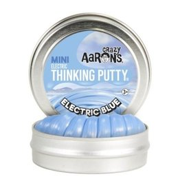 Crazy Aaron Putty Crazy Aaron's Thinking Putty - Electric - Blue Mini Tin