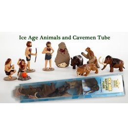 Wild Republic Nature Tube - Ice Age