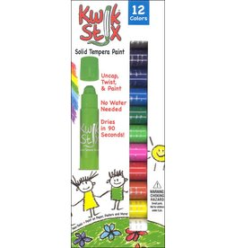 The pencil Grip KwikStix Tempera Paint
