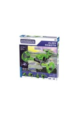 Thames & Kosmos Engineering Makerspace Kit 10-in-1 - Alien Robots