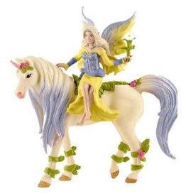 Schleich Schleich Fairy Sera with Blossom Unicorn