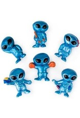 "Rhode Island Novelty 1"" Blue Alien Bendable (Sold Individually)"