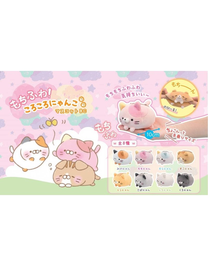BC USA Cat Squishy (Assorted Colors)