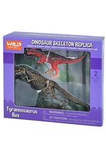 Wild Republic Dinosaur Skeleton Replica - Tyrannosaurus Rex