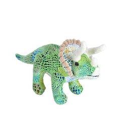 Wild Republic Small Glitter Triceratops