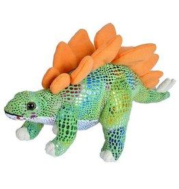 Wild Republic Small Glitter Stegosaurus
