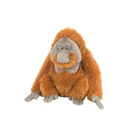 Wild Republic Plush Orangutan Stuffed Animal - 12""
