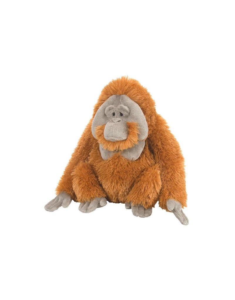 "Wild Republic Plush Orangutan Stuffed Animal - 12"""