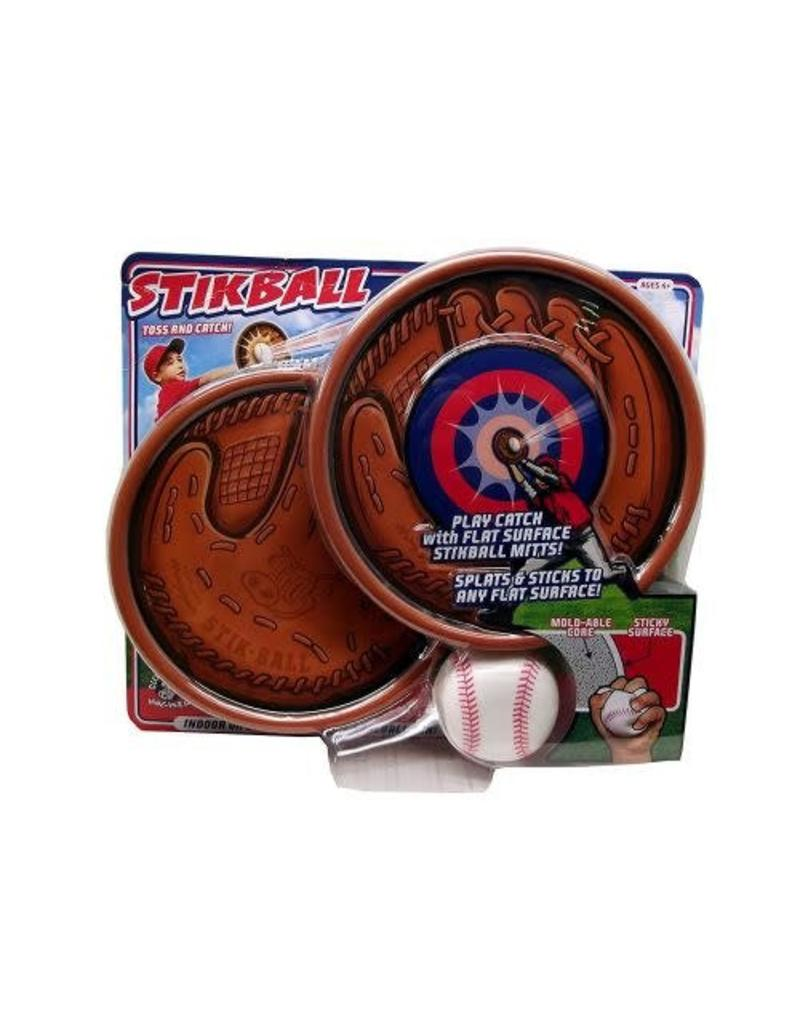Hog Wild Stikball Mitts with Stikball