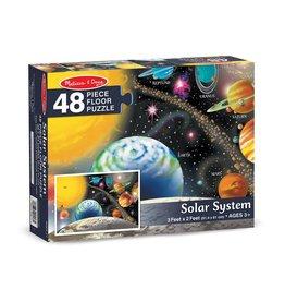 Melissa & Doug Puzzle - Solar System Floor Puzzle (48 pc)