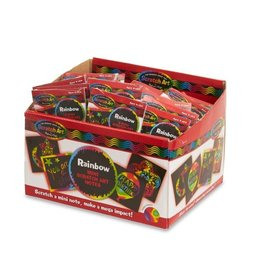 Melissa & Doug Craft Kit Rainbow Mini Scratch Art Notes