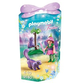 Playmobil Playmobil Fairy Girl with Animal Friends