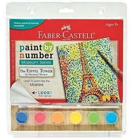 Faber-Castel Paint By Number Museum Series -The Eiffel Tower