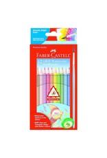 Faber-Castell Art Supplies - 12 Grip Watercolor EcoPencils
