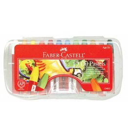 Faber-Castel Faber-Castell 12 Oil Pastels
