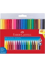Faber-Castel 20ct Grip Color Markers