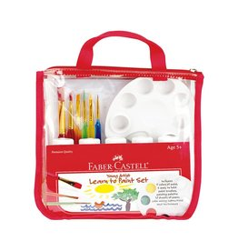 Faber-Castell Craft Kit Young Artist Learn to Paint Set