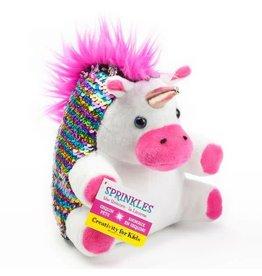 Creativity for kids Sequin Pet - Sprinkles the Unicorn