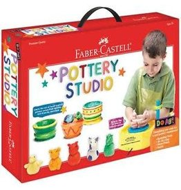 Faber-Castell Craft Kit Do Art Pottery Studio