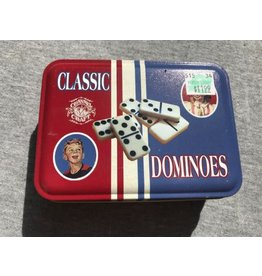 Channel Craft Game Tin - Dominoes