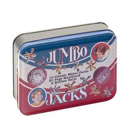 Channel Craft Toy Tin - Jumbo Jacks