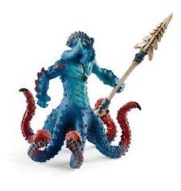Schleich Schleich Eldrado - Monster Octopus with Weapon