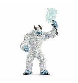 Schleich Schleich Eldrado Creatures - Ice Monster with Weapon