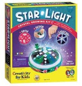 Faber-Castel Star Light Crystal Growing Kit
