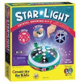 Faber-Castell Craft Kit Star Light Crystal Growing Kit