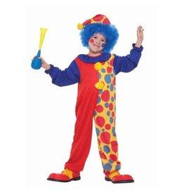 Forum Novelties Costume - Clown - Boy's Medium (8-10)