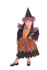 Forum Novelties Costume - Story Book Witch - Toddler