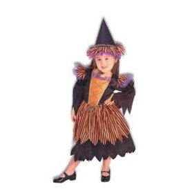 Forum Novelties Costume - Story Book Witch - Small 4-6