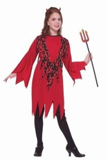 Forum Novelties Devil Costume - Child Small
