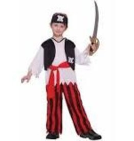 Forum Novelties Pirate Costume - Child Medium