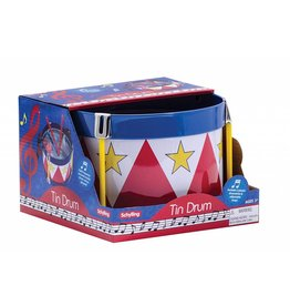 Schylling Toys Musical Little Tin Drum