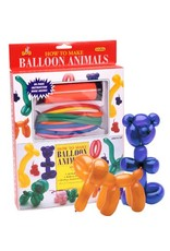 Schylling Toys How To Balloon Animals Kit