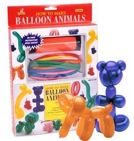 Schylling Toys Craft Kit How To Balloon Animals Kit