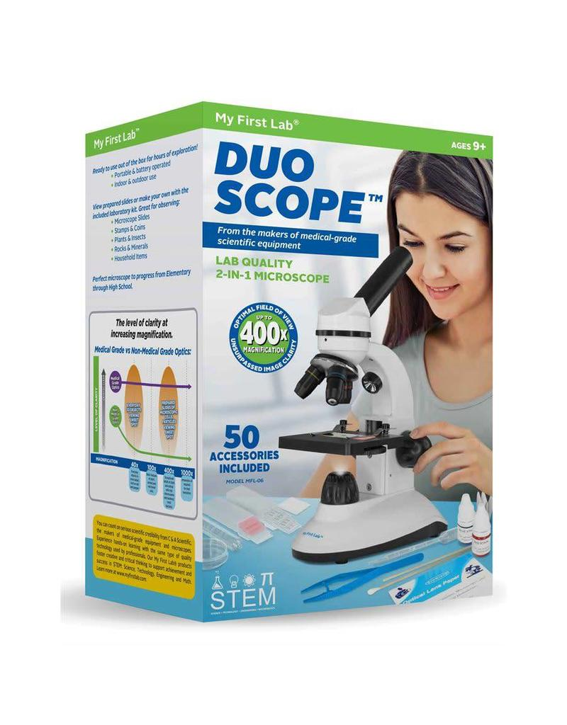 C & A Scientific My First Lab DUO-Scope