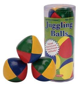 Schylling Toys Novelty Juggling Balls