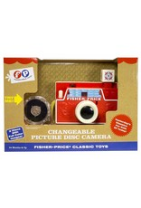 Schylling Toys Fisher Price - Changeable Picture Disc Camera