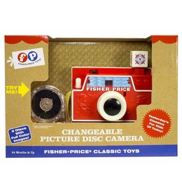 Fisher-Price Fisher Price - Changeable Picture Disc Camera