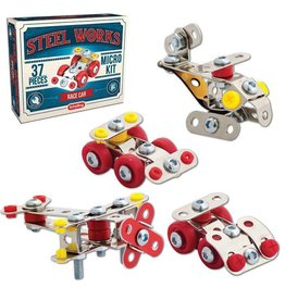 Schylling Toys Steel Works - Micro Kits