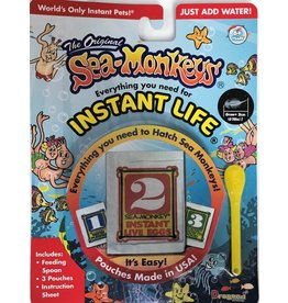 Schylling Toys Novelty The Original Sea-Monkeys