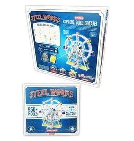 Schylling Toys Steel Works - Ferris Wheel
