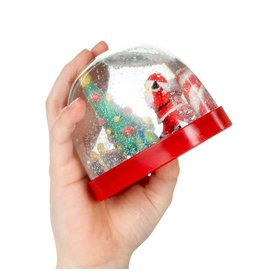 Faber-Castell Craft Kit Make Your Own Holiday Snow Globes