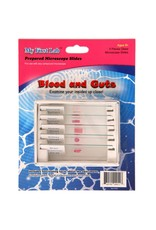 C & A Scientific Prepared Microscope Slides - Blood and Guts