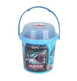 Wild Republic Ocean Figurine Playset Bucket