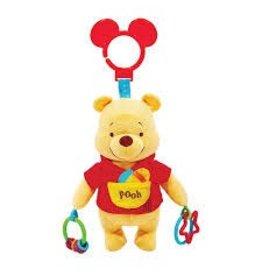Kids Preferred Baby Plush Winnie the Pooh Activity Toy