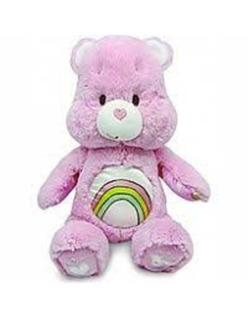 Kids Preferred Care Bears - Soother w/Music & Lights Cheer Bear - Pink