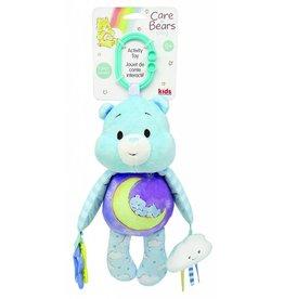Kids Preferred Care Bears - Developmental Toy Bedtime Bear - Blue